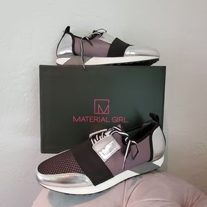 Material Girl Shoes | Sneakers | Poshmark